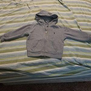3t polo Ralph lauren hoodie